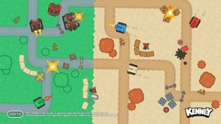 Tank Battle (itch) (Game392006)