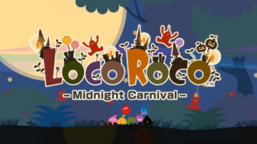 LocoRoco: Midnight Carnival