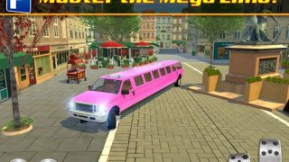 Limo Driving School a Valet Driver License Test Parking Simulator
