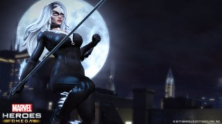 Marvel Heroes Omega - Black Cat Pack