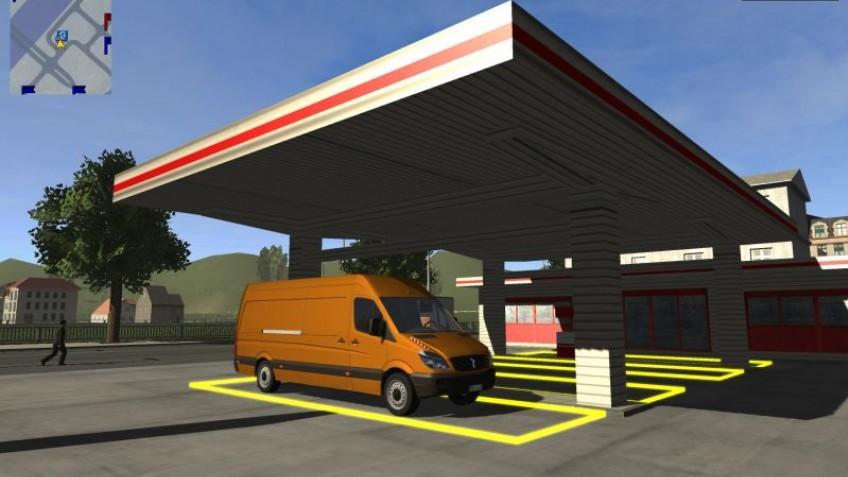 Utility Vehicle Simulator