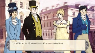Northanger Abbey: The Game (itch)
