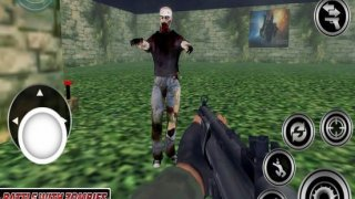 Zombie Crime City: FPS Master