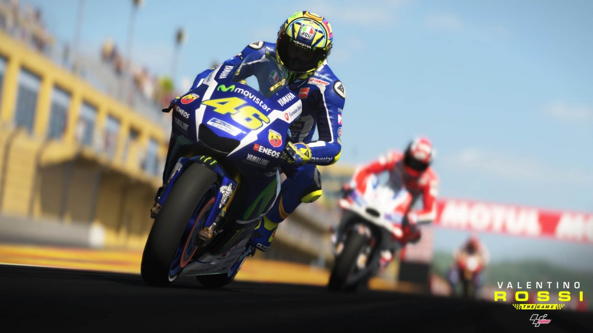 Valentino Rossi The Game Compact