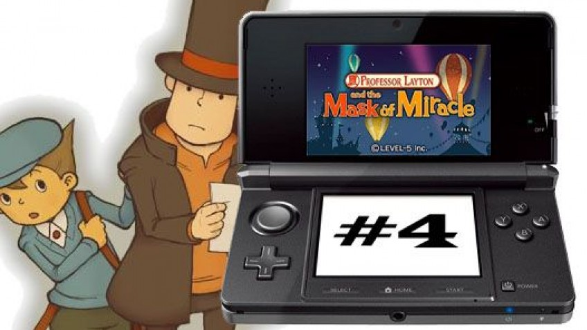 Professor Layton and the Mask of Miracle