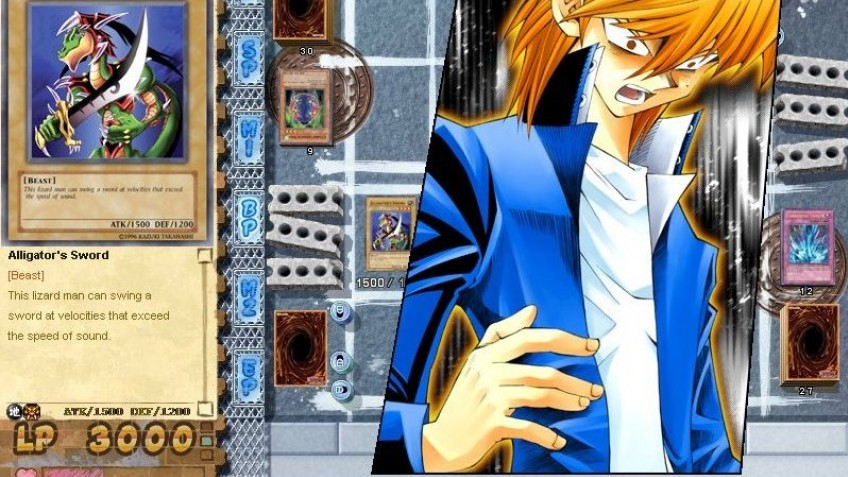 Yu-Gi-Oh! Power of Chaos: Joey the Passion