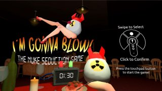 I'm Gonna Blow: The Nuke Seduction Game (itch)
