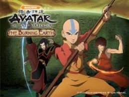 Avatar: The Last Airbender — The Burning Earth