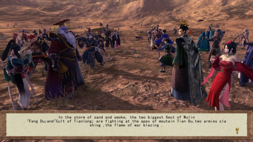 Tale of Wuxia:The Pre-Sequel
