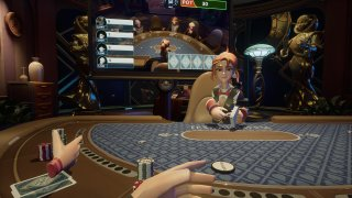 Lucky Night: Texas Hold'em VR