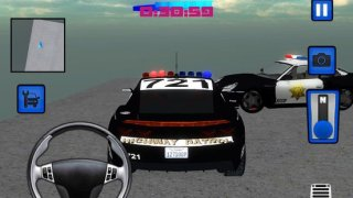 Russian Real Police Driver Crime City Simulator