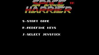 Space Harrier (1986)