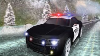 Police Chase Hill Car 3D: Cops Auto Racing Driver