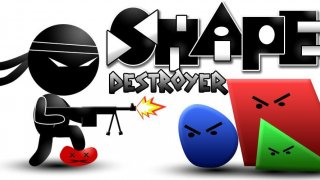 Shape Destroyer (itch)