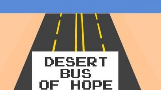 Desert Bus of Hope (itch)