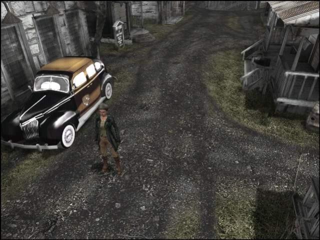 Blair Witch Project: Episode 1 Rustin Parr