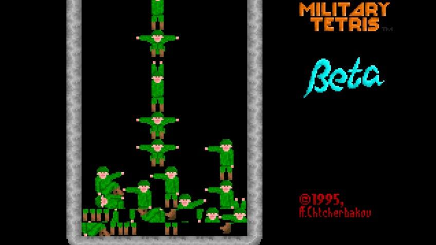 Military Tetris