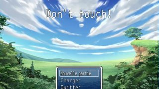 Don't Touch! (itch)