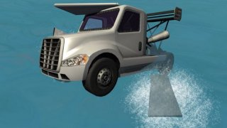 Flying Car Simulator: Jet Truck - Airplane Pilot