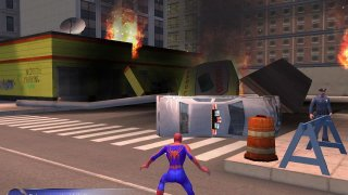Spider-Man 2 (The Video Game)