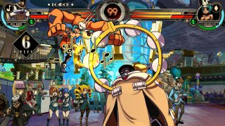 Skullgirls: Encore - Big Band