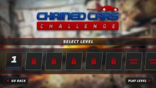 Chained Cars Drag Challenge 3D