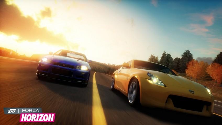 скачать через торрент игру Forza Horizon - фото 6
