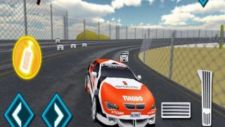 Sports Car Drift: X Speed
