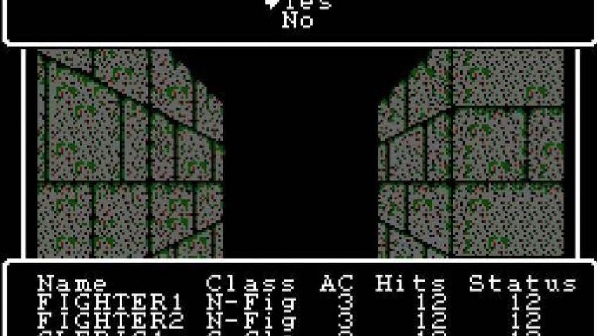Wizardry 2: The Knight of Diamonds