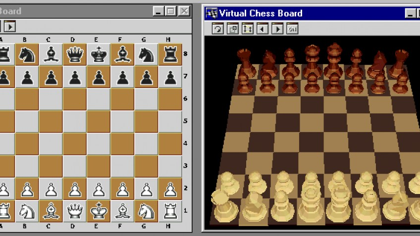 Virtual Chess for Windows