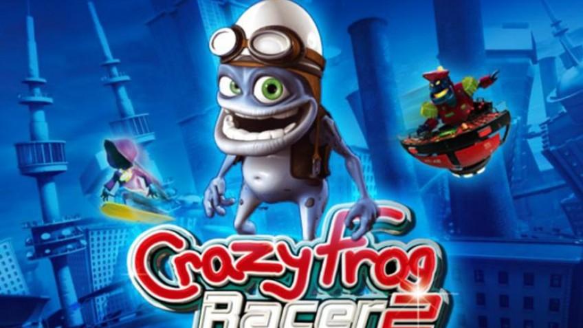 скачать игру Crazy Frog Racer 2 - фото 5
