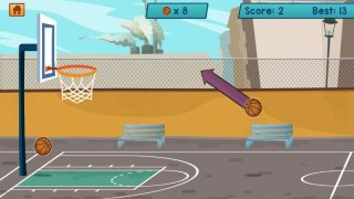 Basketball Shooting HD (itch)