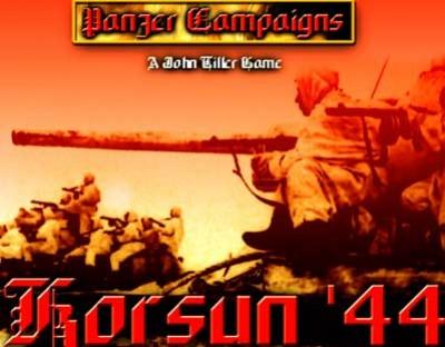 Panzer Campaigns - Korsun '44
