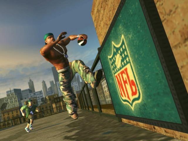 NFL Street 2