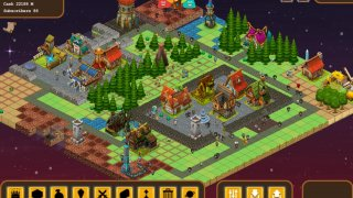 Fantasy World Online Tycoon (itch)