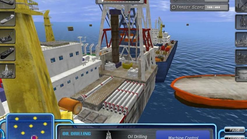 Oil Platform Simulator