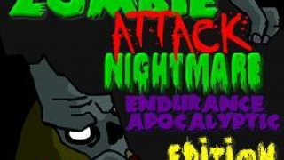Zombie Attack Nightmare Endurance Apocalyptic Edition (itch)