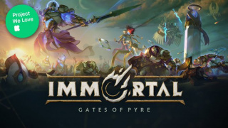 Immortal: Gates of Pyre