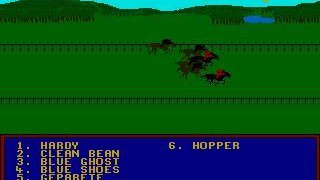 Horse Racing Simulator