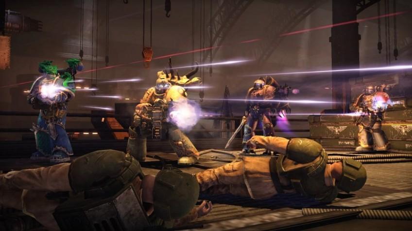 Warhammer 40 000: Space Marine — Exterminatus