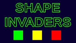 Shape Invaders (itch)