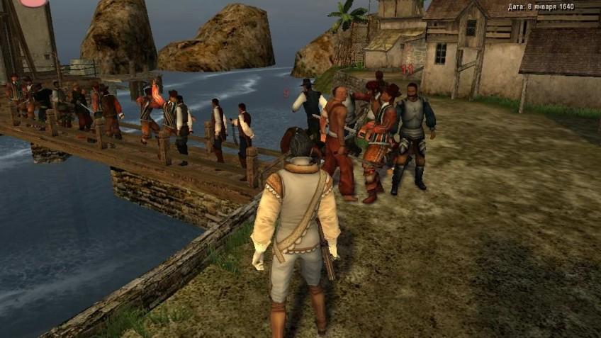игра корсары 3 скачать торрент