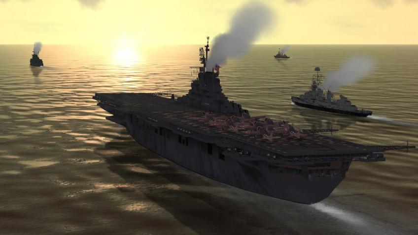 Ил-2 Штурмовик: курс на Окинаву
