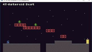 Asteroid Dust (itch)