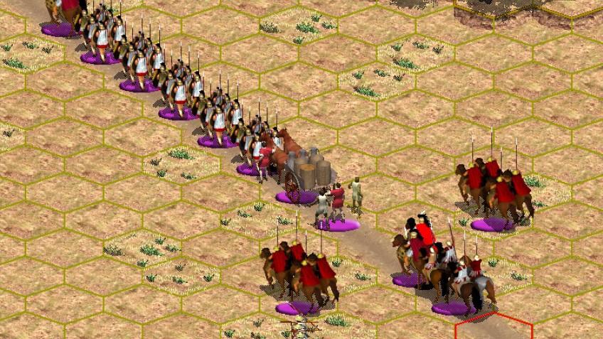 Ancient Warfare: Greek Wars