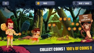 Chhota Hanuman Lanka Run Game