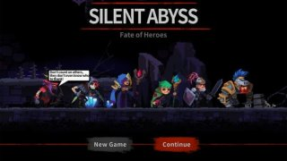 Silent Abyss-fate of heroes