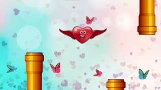 A Flying Heart Saga Play Impossible Valentine's Palpitation Free Games for Lovers (iOS)