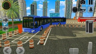 3D Bus Driving School Game Pro