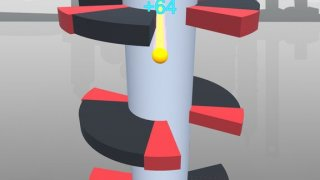 Jump Ball-Bounce On Tower Tile
